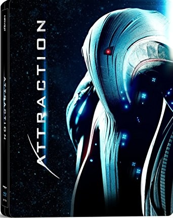 Attraction steelbook DE 2