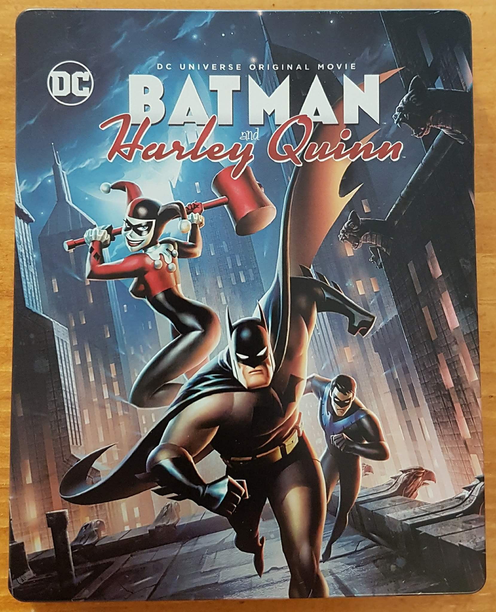 Batman Harley steelbook 1