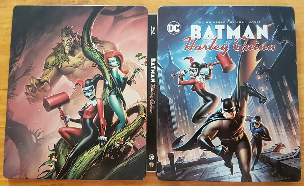 Batman Harley steelbook 3