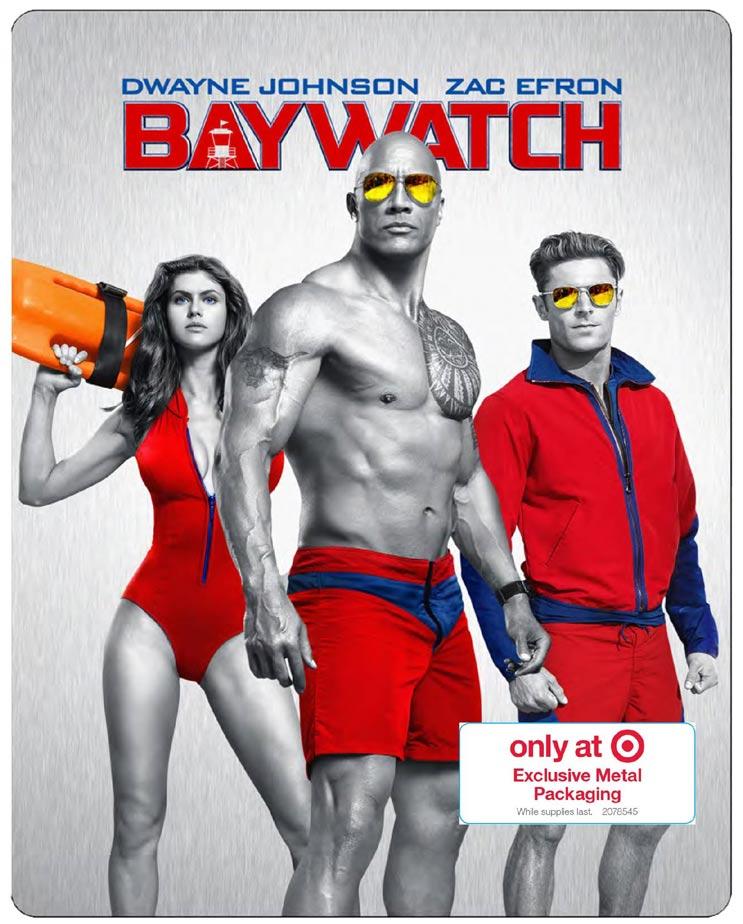 Baywatch-steelbook