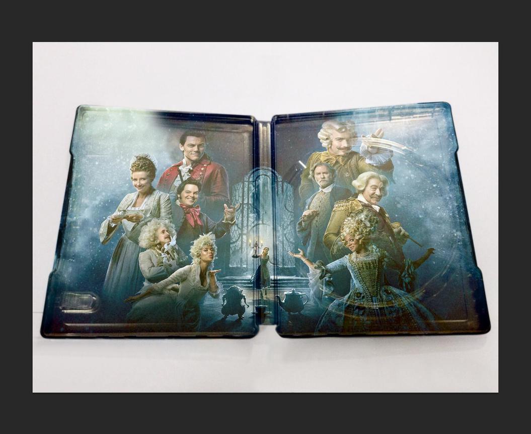 Beauty Beast steelbook blufans 2