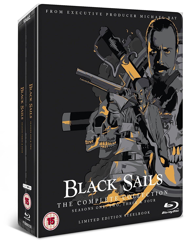 Black Sails steelbook
