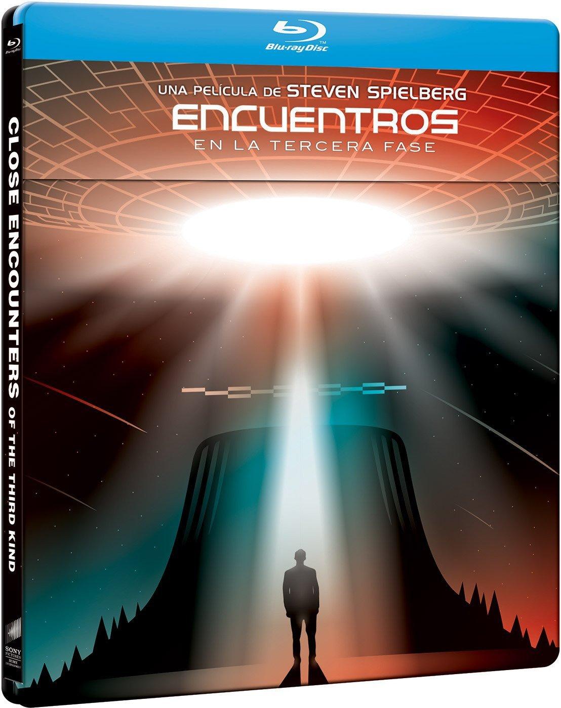 Close Encounters steelbook es