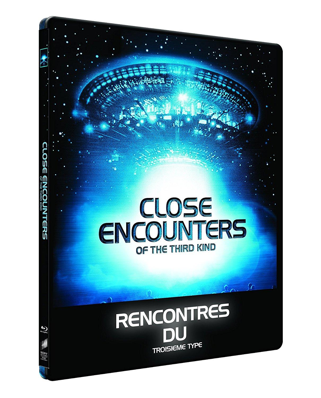 Close Encounters steelbook