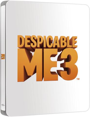 Despicable Me 3 steelbook