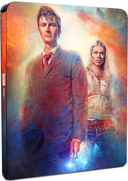 Doctor Who series 2 steelbook 0
