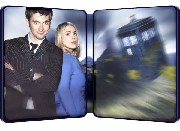 Doctor Who series 2 steelbook 2