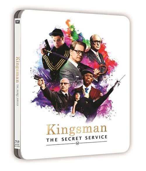 Kingsman steelbook HMV 1