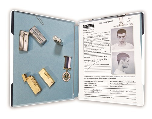 Kingsman steelbook HMV 3