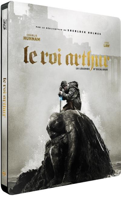 Le-Roi-Arthur-La-legende-d-Excalibur-Edition-limitee-Steelbook-Blu-ray-3D-2D-4K