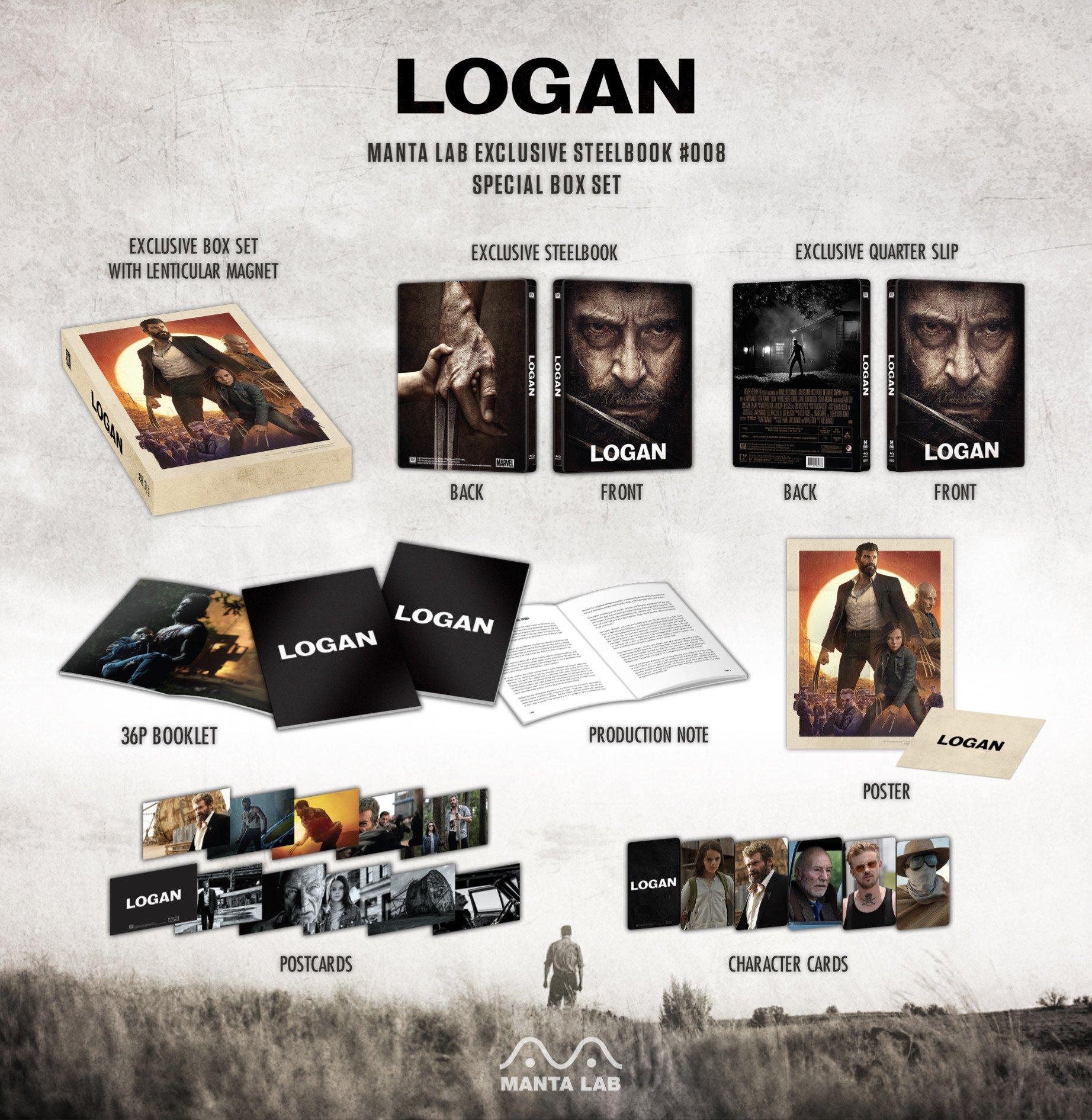 Logan specialbox