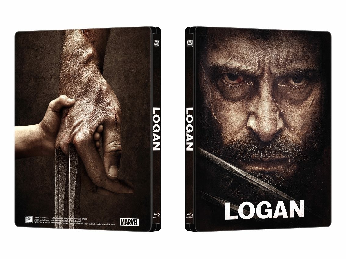 Logan steelbook manta lab