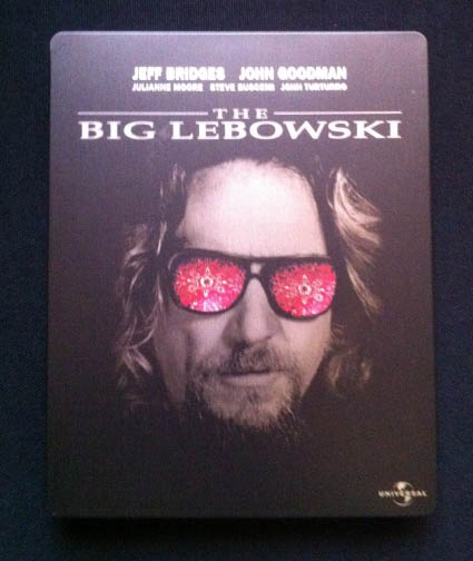 The Big Lebowski steelbook DE