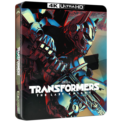 Transformers The Last Knight steelbook BestBuy