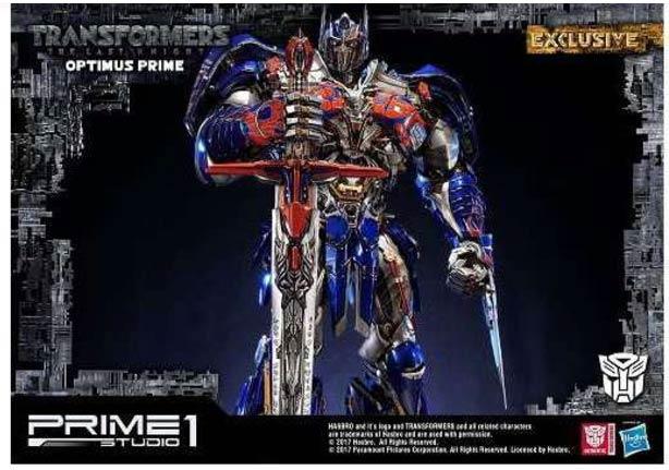 Steelbook-Transformers-The-Last Knight fnac