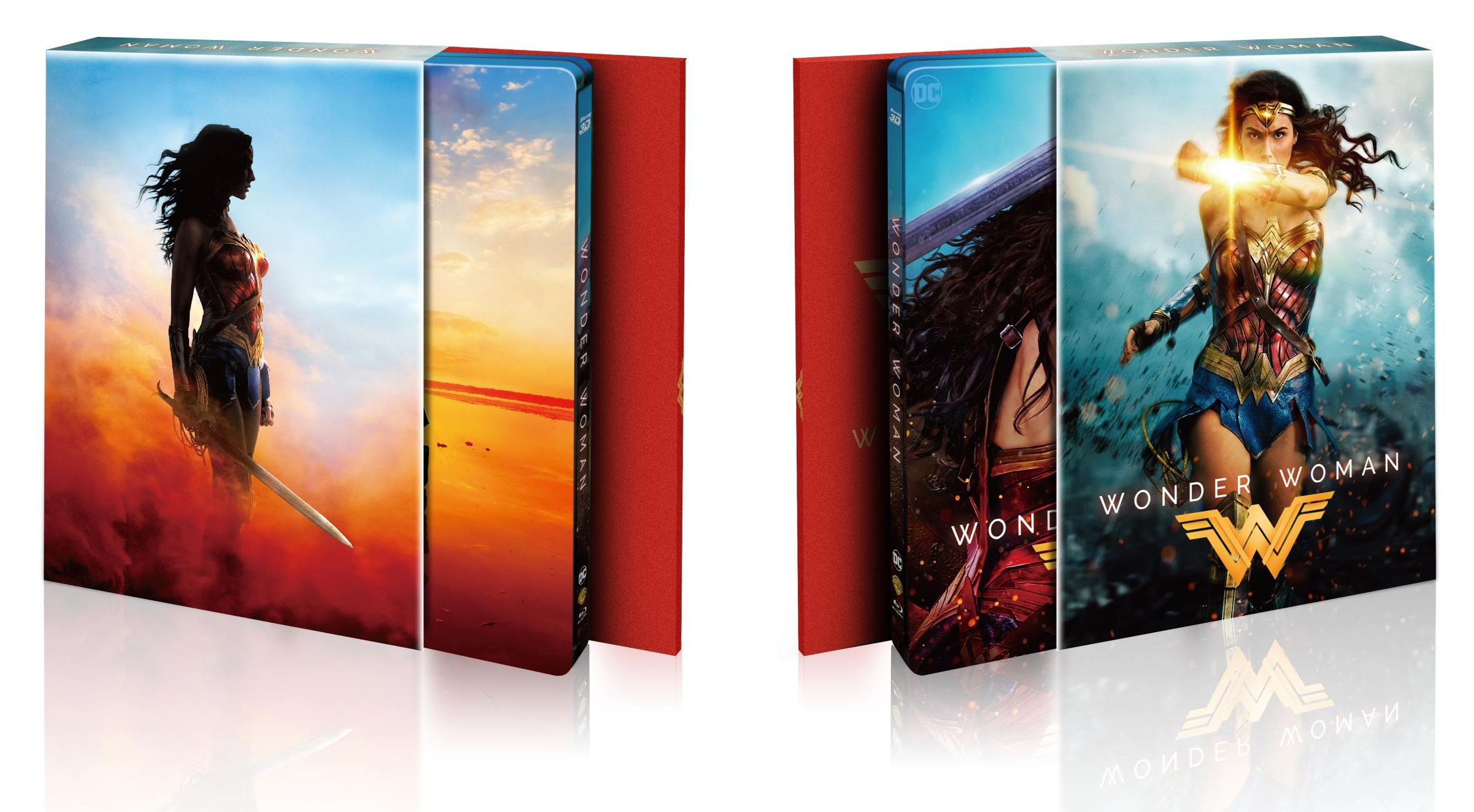 Wonder Woman steelbook HDzeta 2