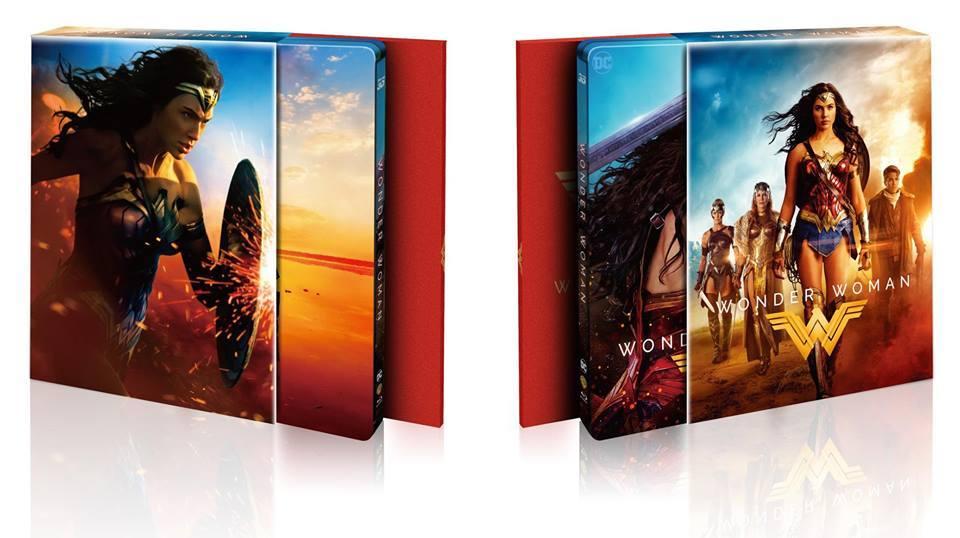 Wonder Woman steelbook HDzeta 3