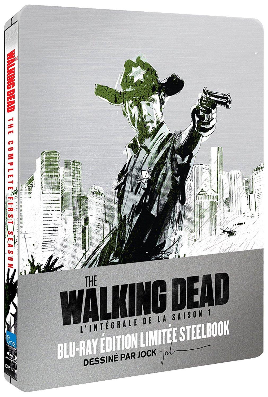 the-walking-dead-season 1 steelbook 1