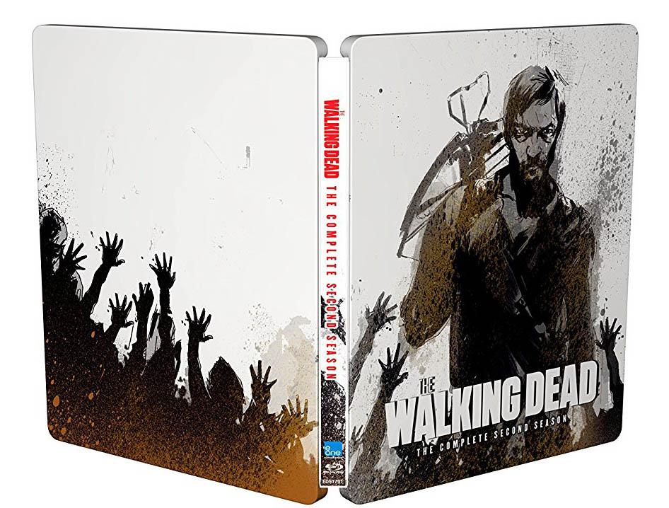 the-walking-dead-season 2 steelbook 1