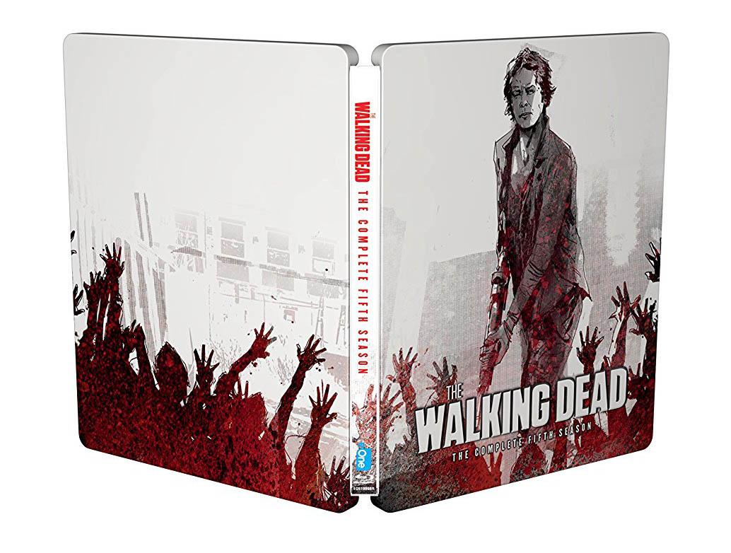 the-walking-dead-season 5 steelbook 1