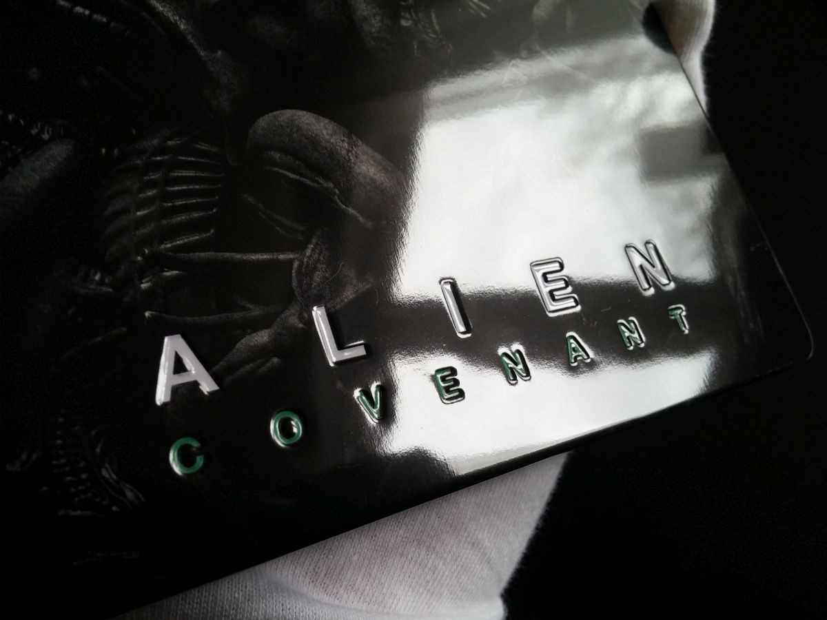 Alien Covenant steelbook mantalab 2