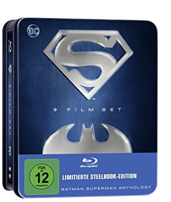 Batman Superman Anthology steelbook DE