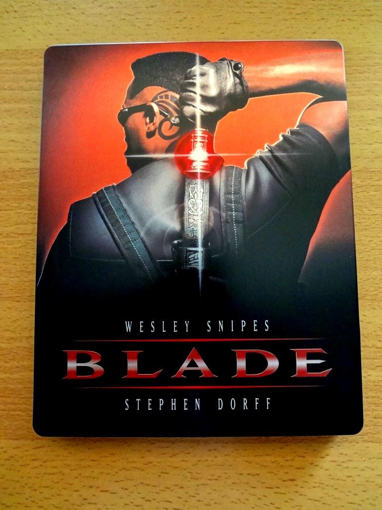 Blade Steelbook Japan Front