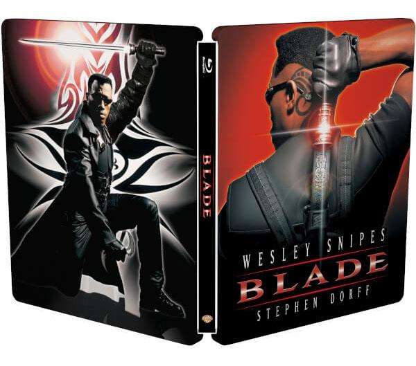 Blade steelbook zavvi 1