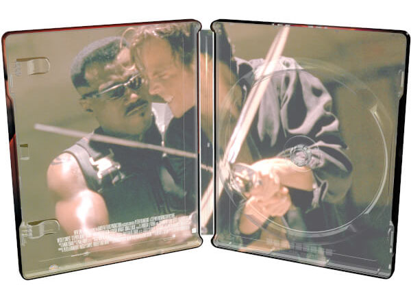 Blade steelbook zavvi 2