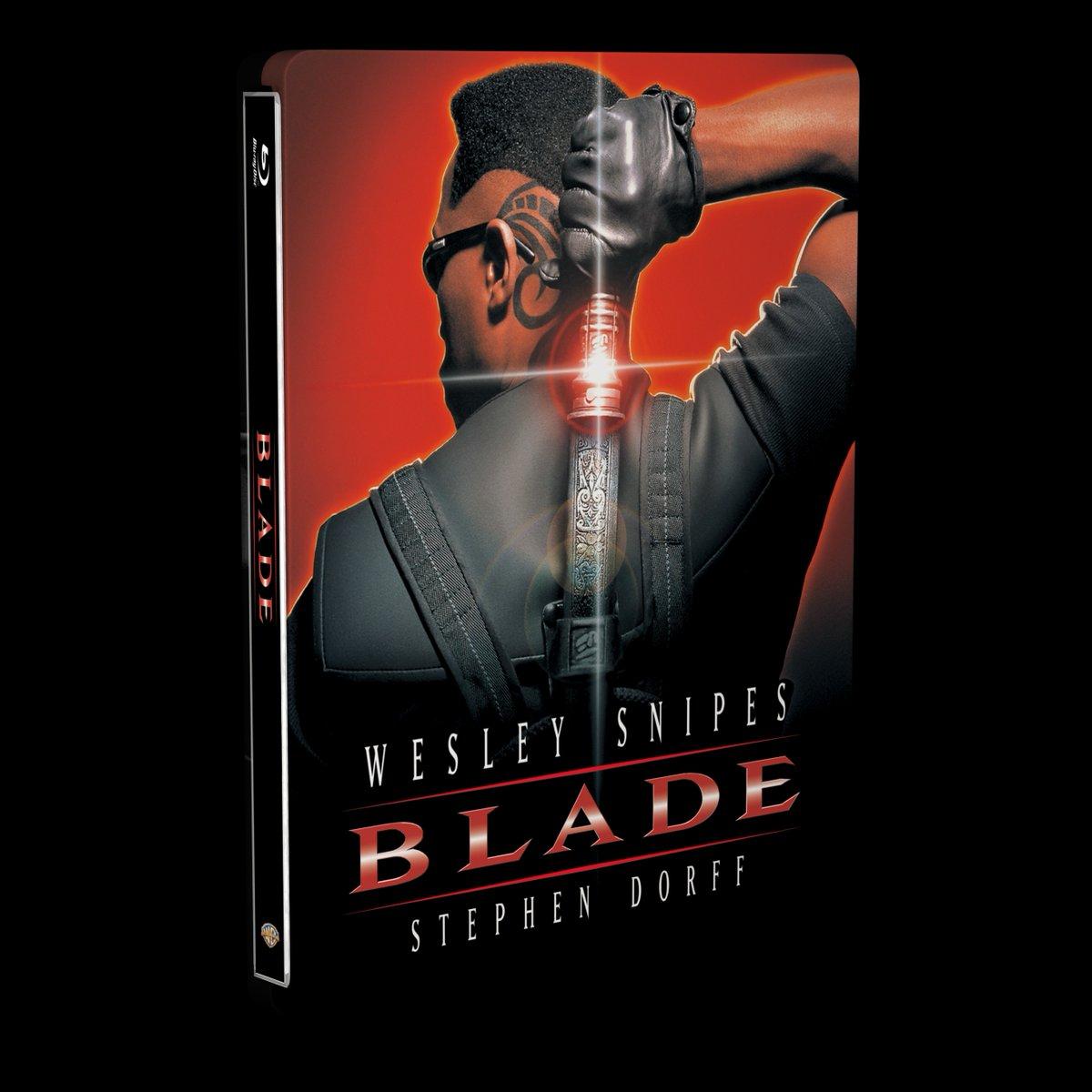 Blade steelbook zavvi