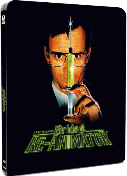 Bride of Re-Animator steelbook 1