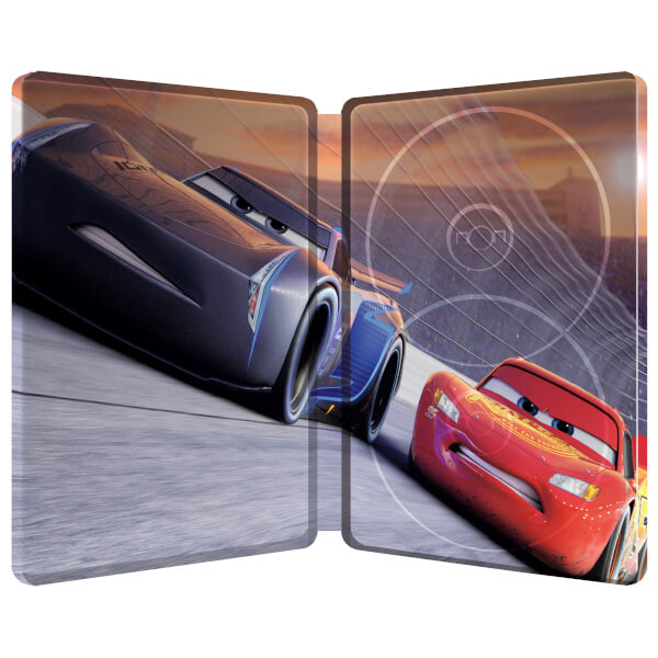 Cars 3 steelbook zavvi 3