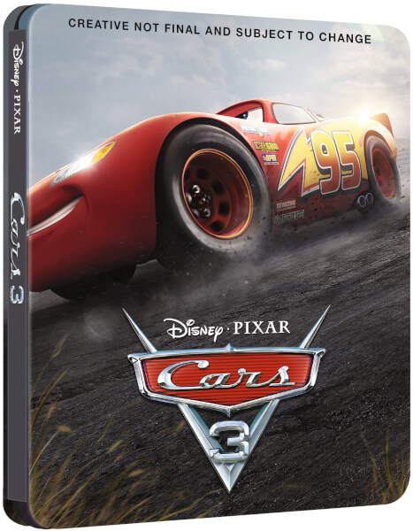 Cars 3_UK steelbook