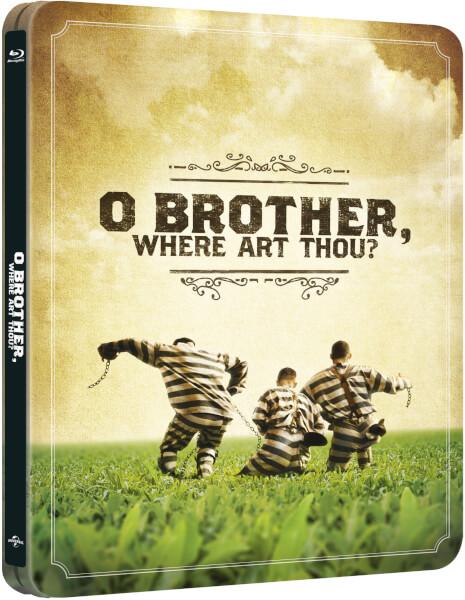 O Brother steelbook zavvi 1