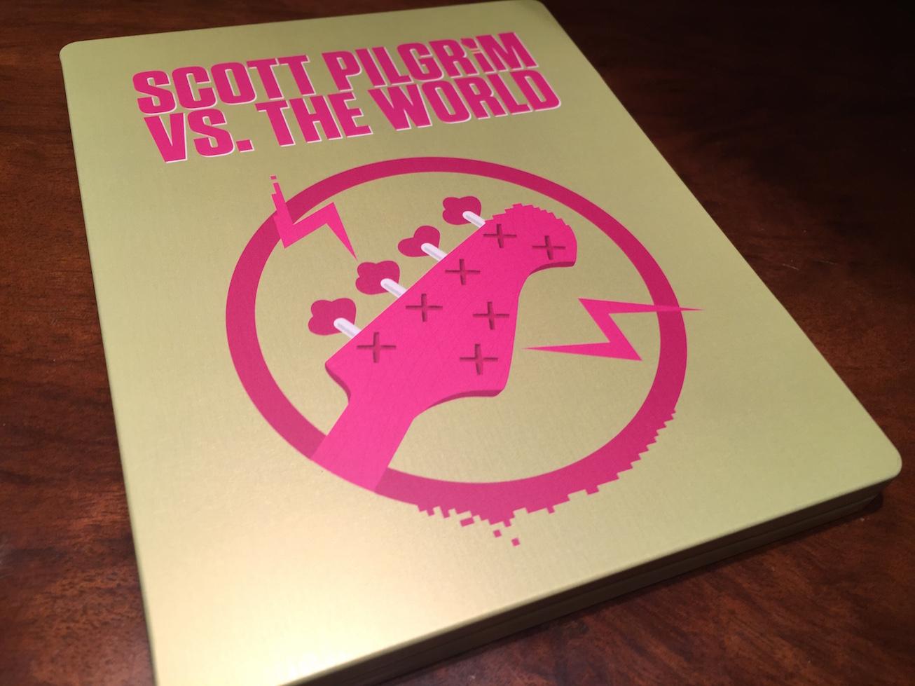 Scott Pilgrim steelbook CA 1