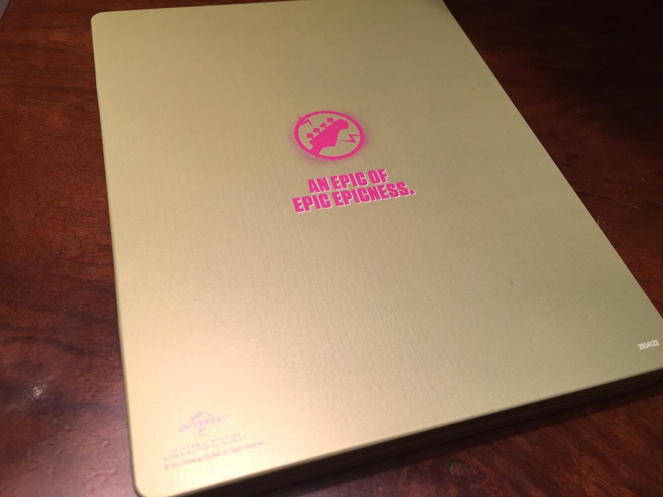Scott Pilgrim steelbook CA 2