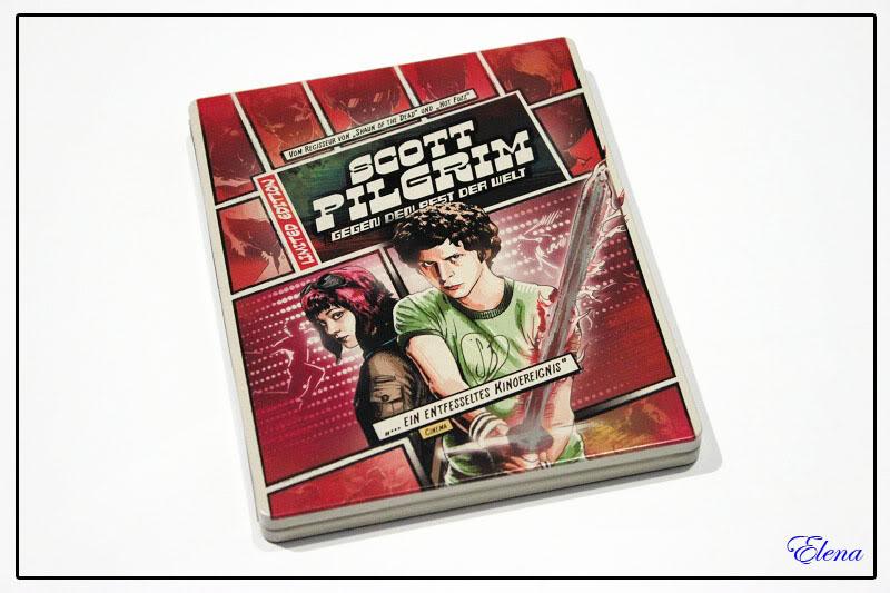 Scott Pilgrim steelbook DE CA 1