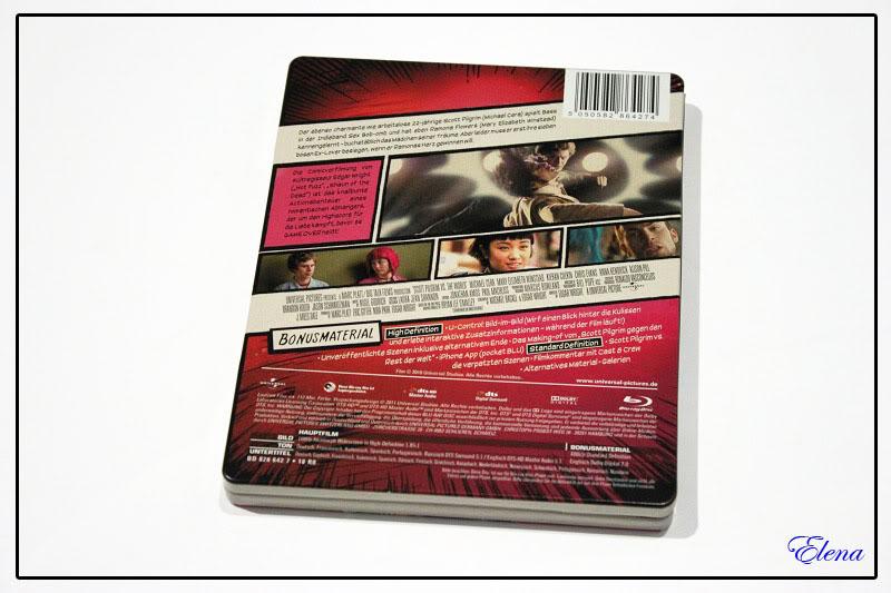 Scott Pilgrim steelbook DE CA 2