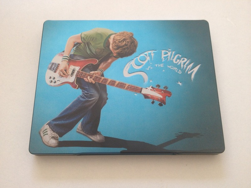 Scott Pilgrim steelbook UK 4