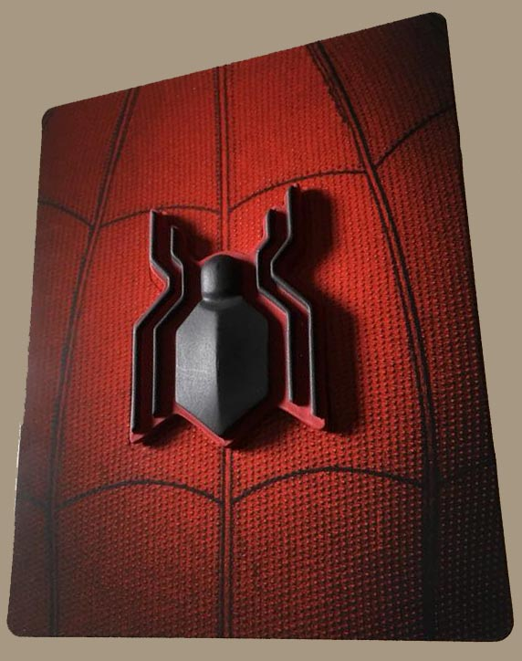 Spider-man-Homecoming-steelbook magnet 1