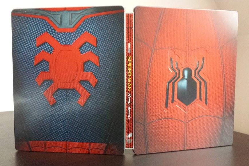 Spider-man-Homecoming-steelbook magnet 4