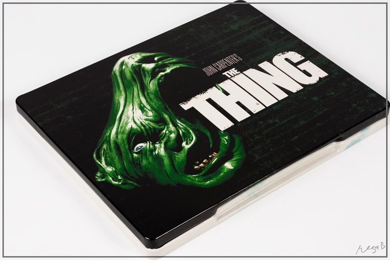 The Thing steelbook UK1
