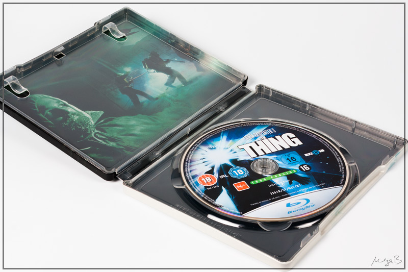 The Thing steelbook UK3