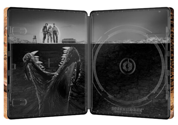 Tremors steelbook zavvi 3