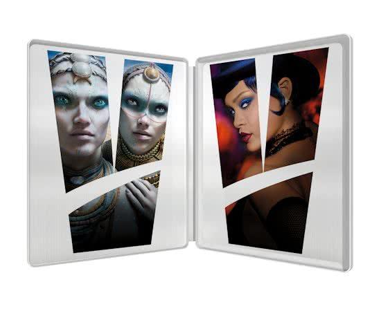 Valerian steelbook 4K 2
