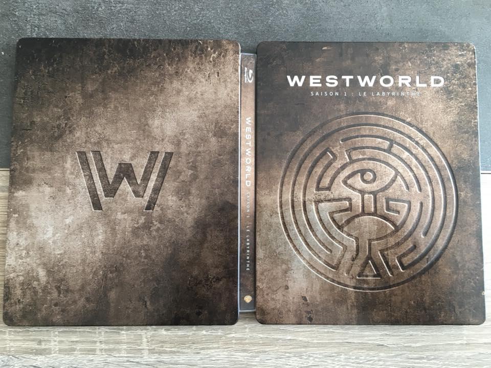 Westworld steelbook 2
