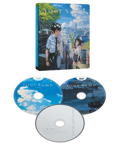 Your Name steelbook fr