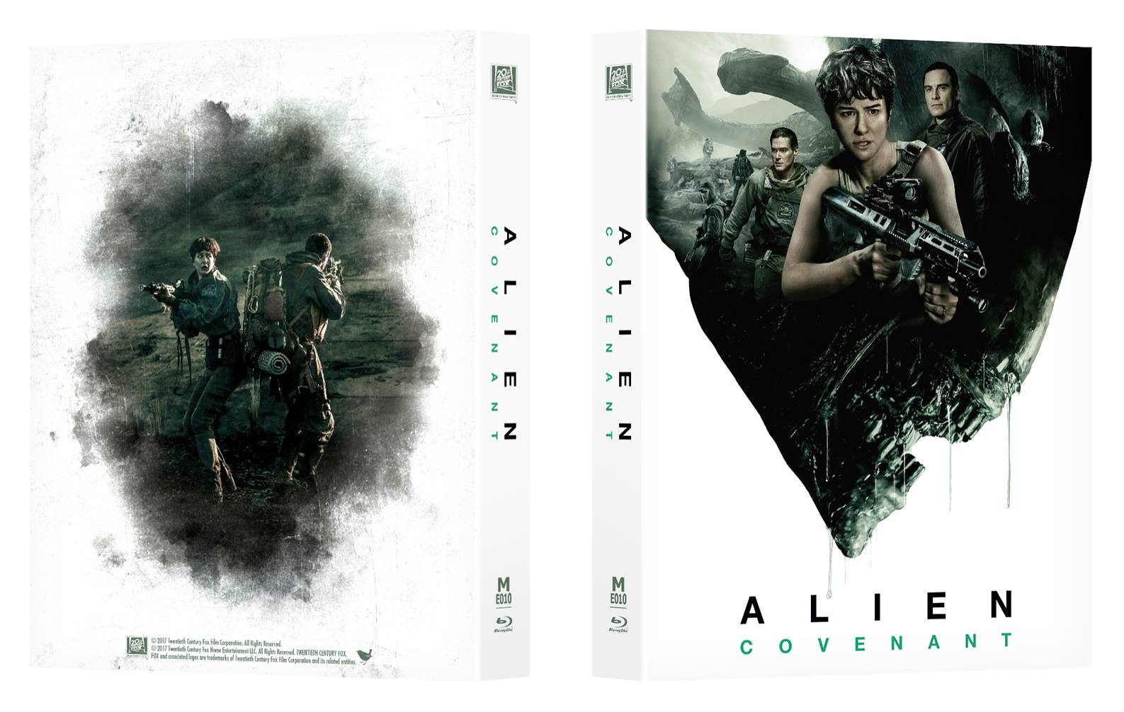 alien covenant steelbook manta lab fullslip