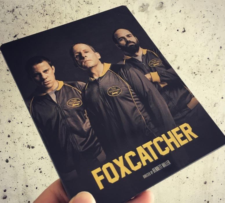 foxcatcher-steelbook