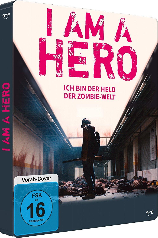 i_am_a_hero steelbook DE